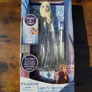 Light N' Sparkle Elsa